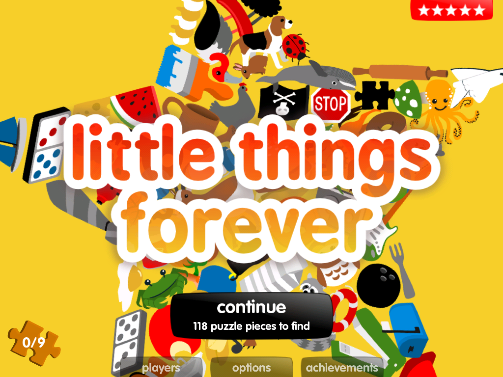Free App Of The Day - Little Things® Forever - iPad Kids