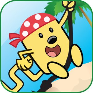 Wubbzy's pirate treasure