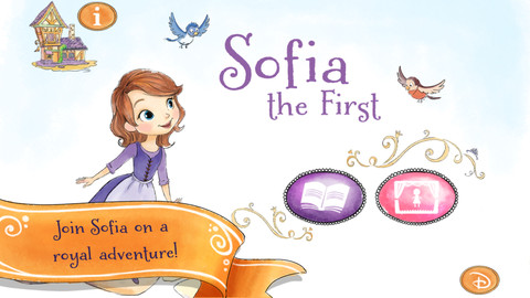 sofia the first main