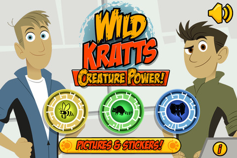 wild kratts main
