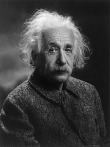 Albert Einstein genius