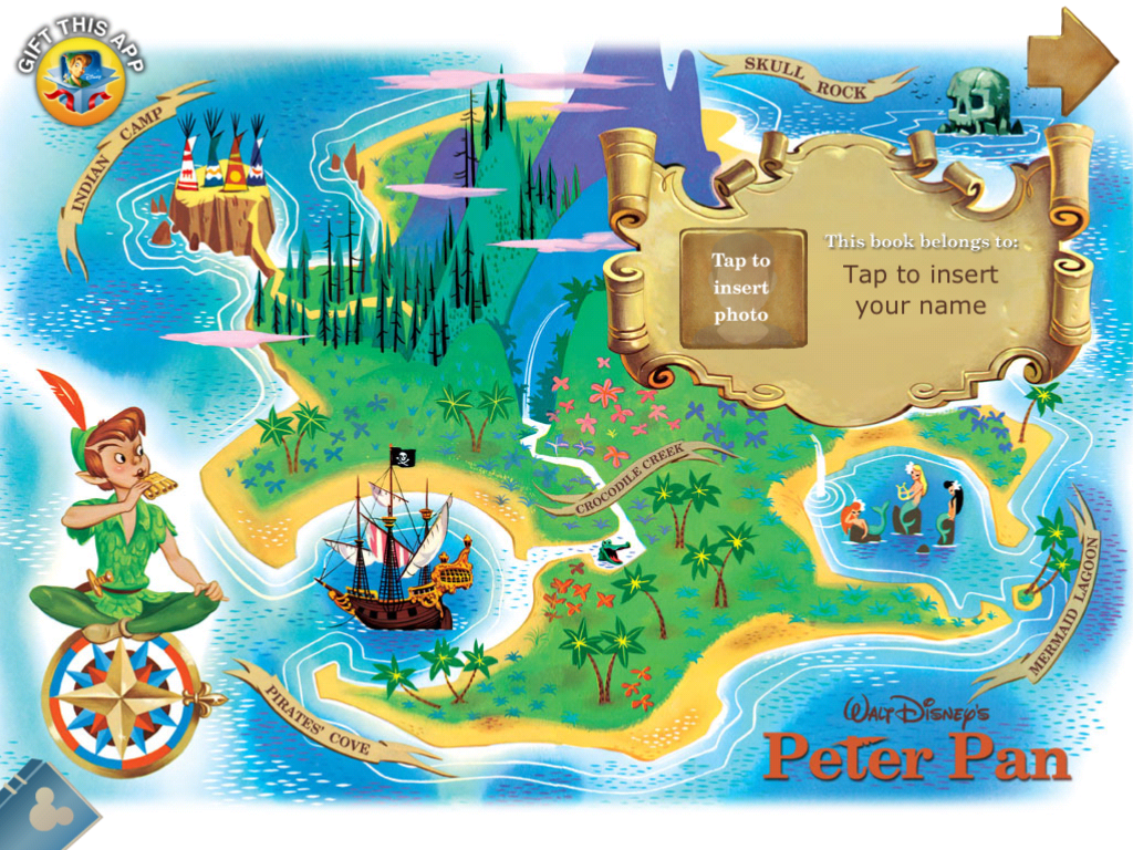 disneys peter pan 1