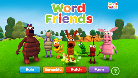 learn with wordfriends 1