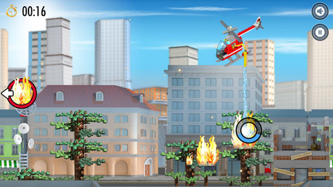 lego city fire hose frenzy 3