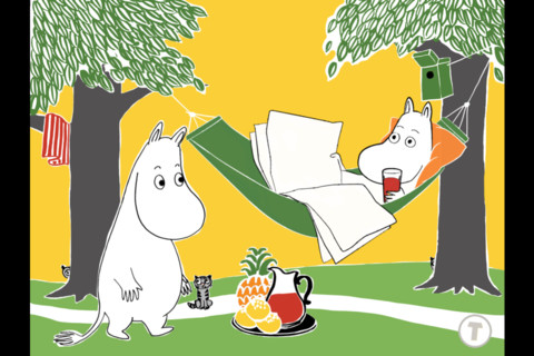 moomin and the lost belongings 1