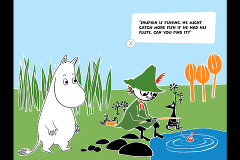 moomin and the lost belongings 2