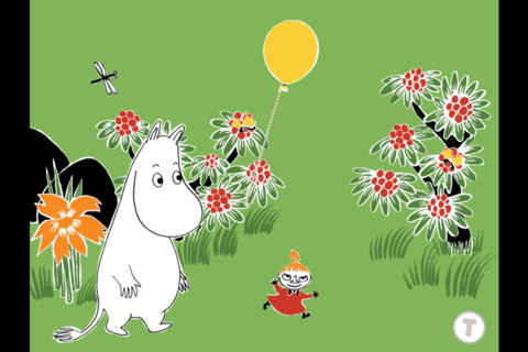 moomin and the lost belongings 3