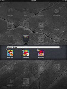 screenshot icon folder