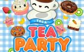 toca boca tea party
