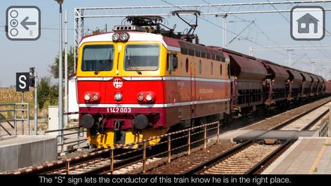 100 trains