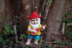 blog garden gnome