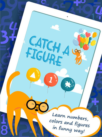 catch a figure early learning app 1