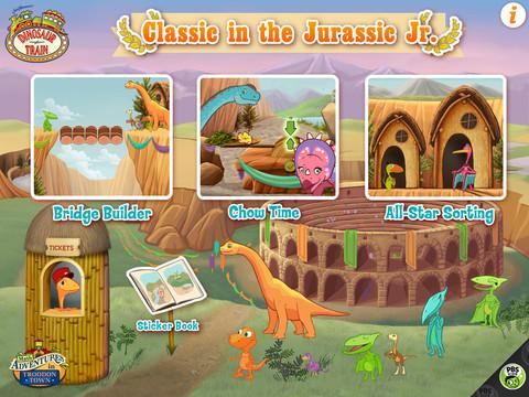 dinosaur train classic 1