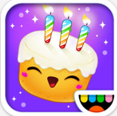 toca boca birthday party