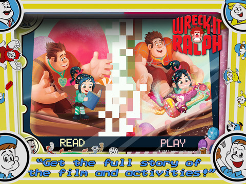 wreck-it ralph book 1