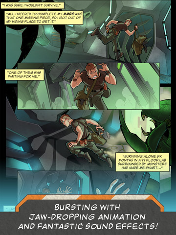 wreck it ralph hero's duty comic 1