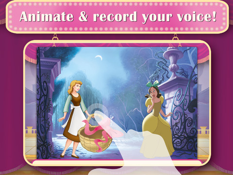disney princess story theater 2