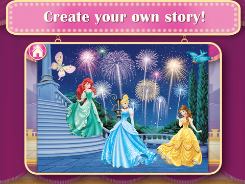disney princess story theater 3