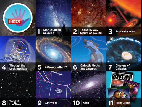 galaxies by kids discover 2
