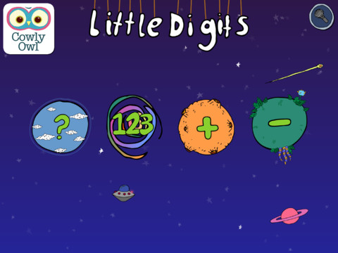 little digits 1
