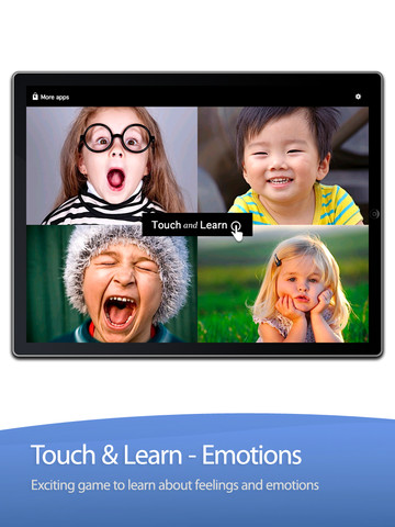 touch and learn - emotions featured