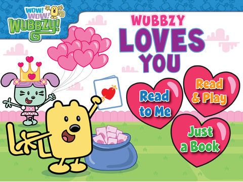 wubbzy loves you 1