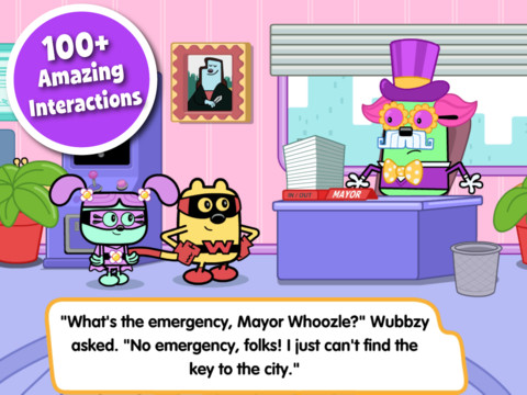 wubbzy the superhero 1