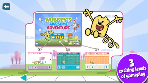 wubbzy's awesome adventure 1