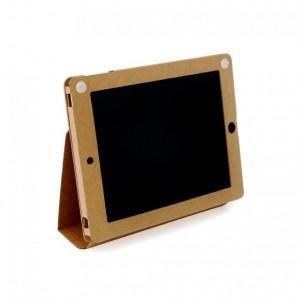 Cardboard iPad Case