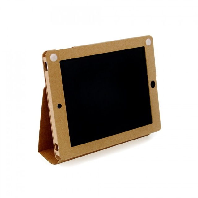 Cardboard Ipad Cases Kid Friendly Cheap And Effective