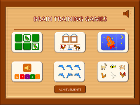 brain training games 1