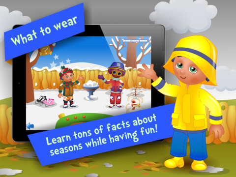 i learn with seasons and weather 1