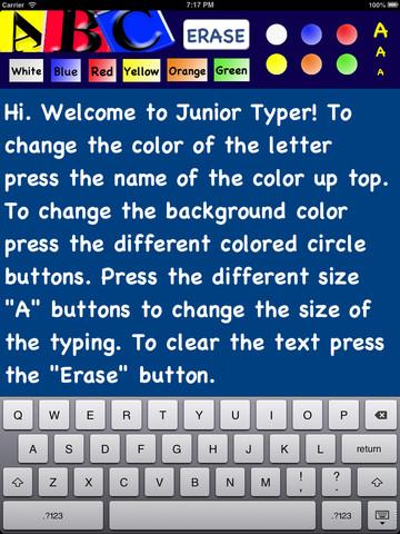 junior typer 1