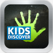 kids discover space