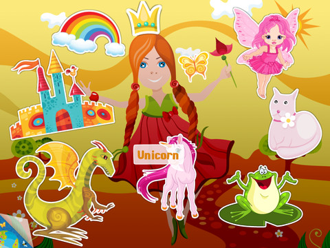 kidsapp princess 1