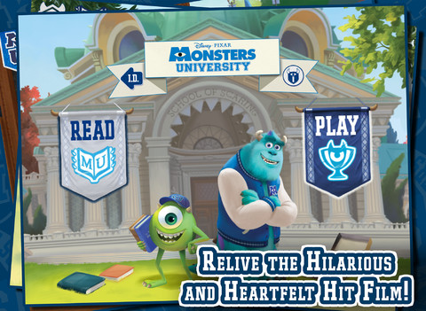 monsters university storybook deluxe 1