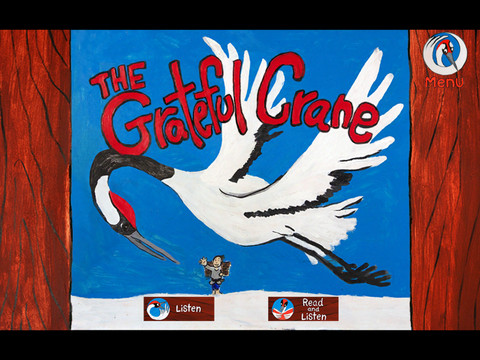 the grateful crane 1