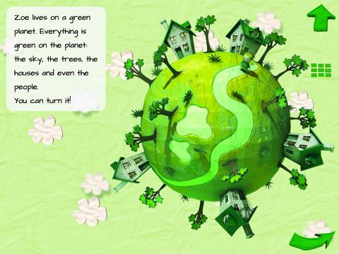 zoe's green planet 1
