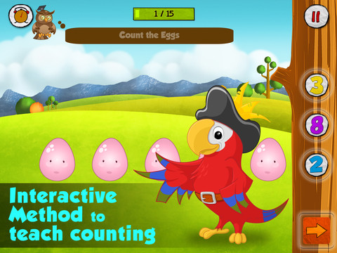 alan's world counting for kids 2