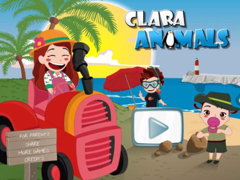 clara animals 1