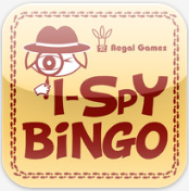 I-Spy bingo games