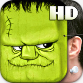 Mask Mania HD Funny Face Maker