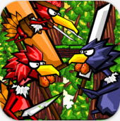 Ninja Turkey Dashing War