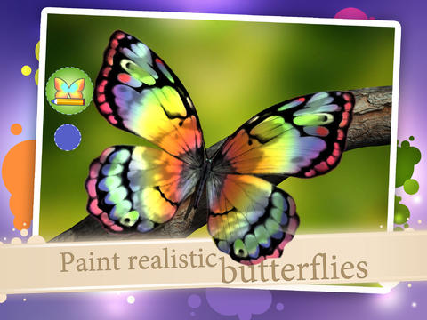 paint me a butterfly 1