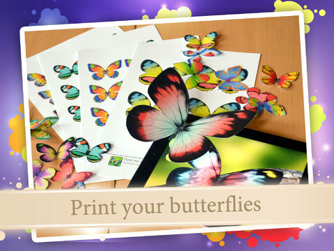 paint me a butterfly 3
