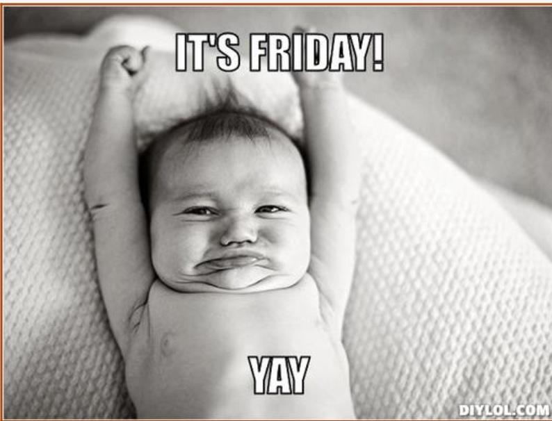Funny Friday Meme funn...