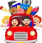 road trip stock