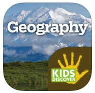 kids discover geography ipadkids.com